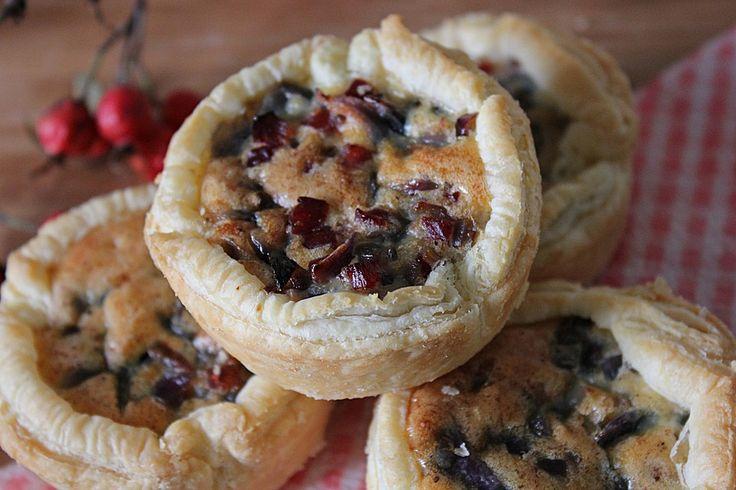Zwiebelkuchen - Muffins, ein beliebtes Rezept aus der Kategorie Kalt. Bewertungen: 39. Durchschnitt: Ø 4,3.