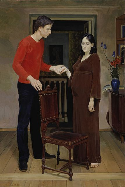 Dmitry Zhilinsky - Young family by shakko.kitsune, via Flickr