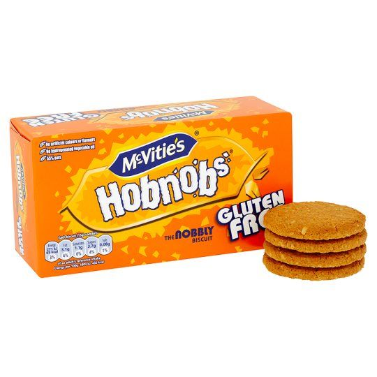 Mc Vities Gluten Free Original Hobnobs 150G