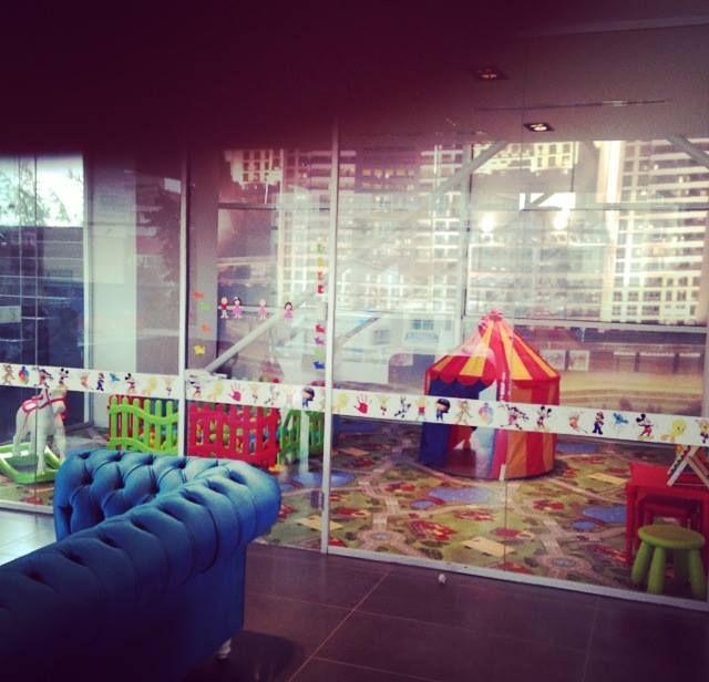 Nlogo İstanbul Satış Ofisi - Çocuk Oyun Odası