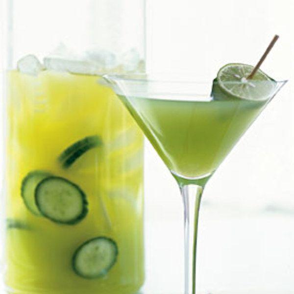 These refreshing cocktails are perfect for summer entertaining.