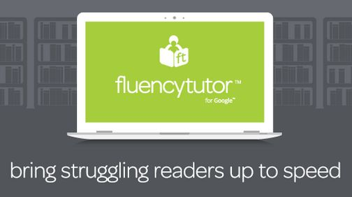 Fluency Tutor for Google Offers Even More for FREE to Support Literacy in the Classroom!