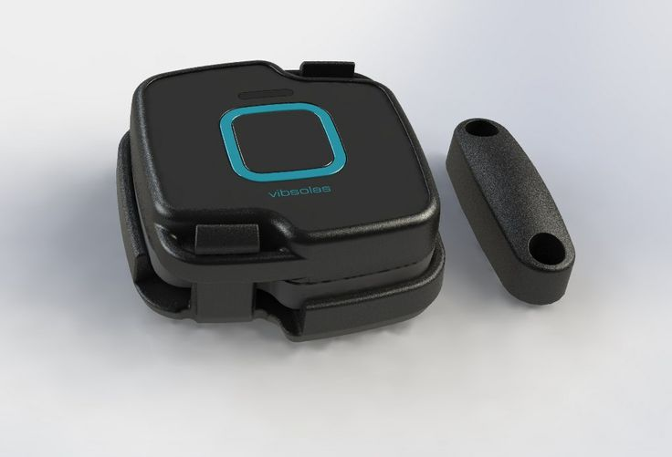 Vibsolas Gea wireless sensor