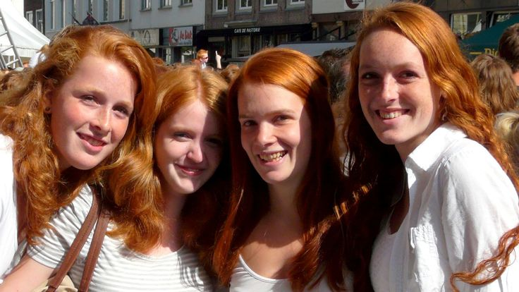 6th Irish Redhead Convention in Cork will be a wonderful ginger-loving celebration