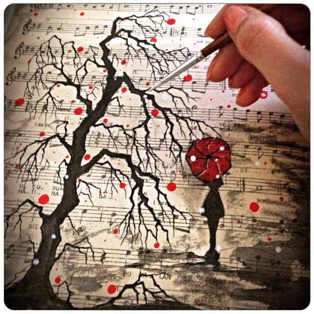 #art #illustration #drawing #picture #artist #sketch #sketchbook #paper #pen #instaart #beautiful #instagood #gallery #creative #photooftheday #instaartist #graphic #artoftheday #music #musicpaper #oldpaper #vintage