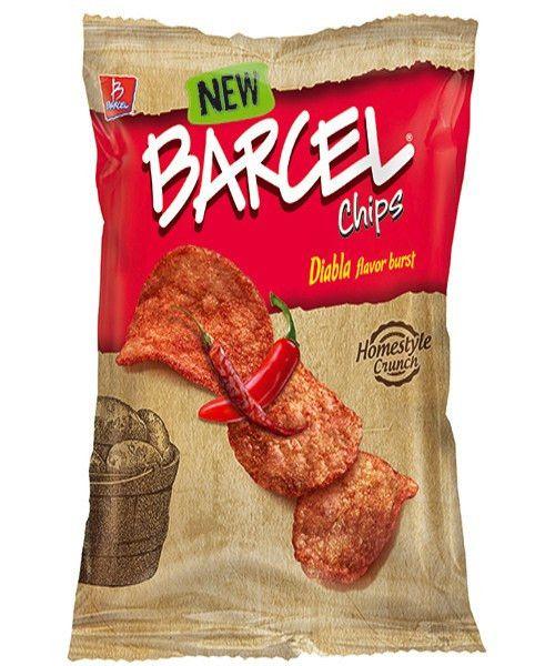 Barcel Chips A La Diabla 4.12 oz