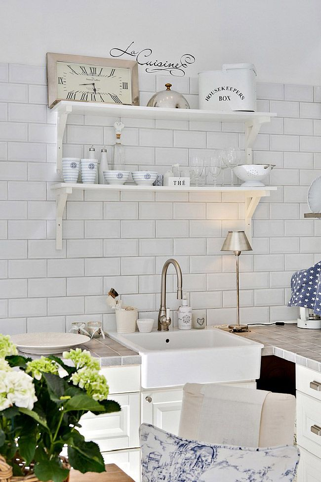 Arredare piccoli spazi: la magia del bianco in 59 mq | La gatta sul tetto