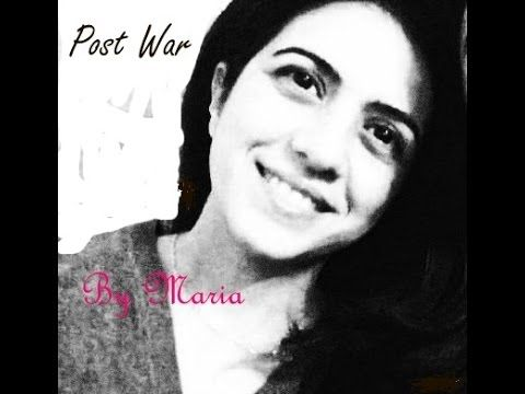 Post War - Peder Helland - Piano Cover by Maria