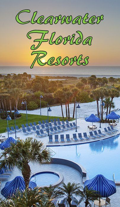 Clearwater Beach Florida Resort and Hotel Bucket List: Sheraton  Sand Key Clearwater Resort  http://www.luxury-resort-bliss.com/clearwater-resorts.html