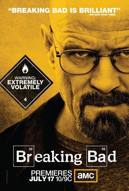 Breaking Bad Season 4 - Mini Print