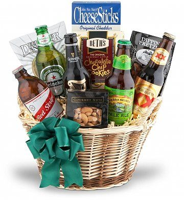 Beer basket inspiration!