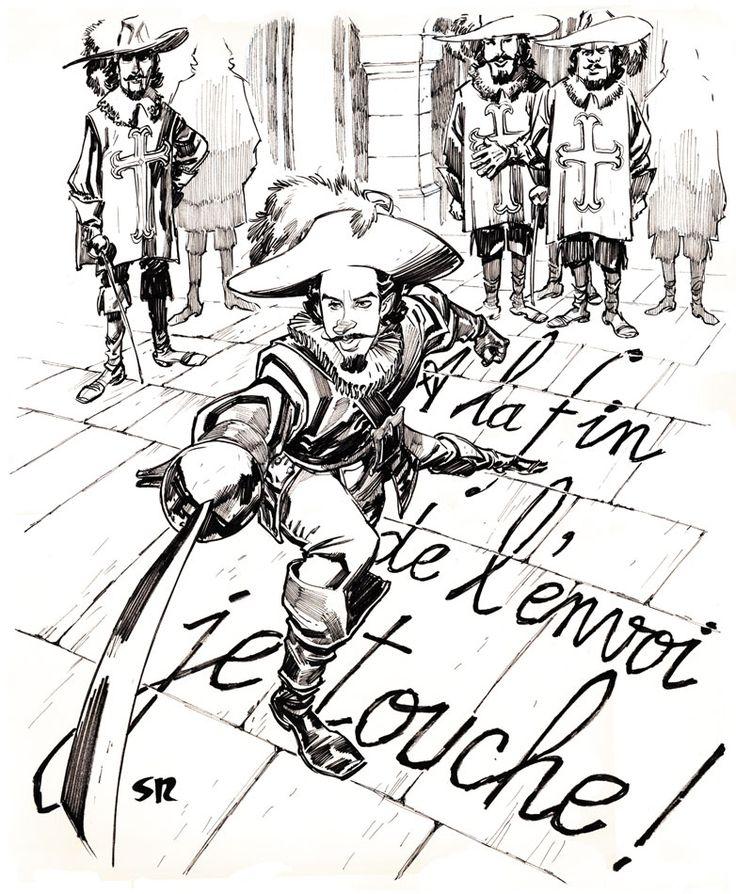 Cyrano De Bergerac By StephaneRoux.deviantart.com On