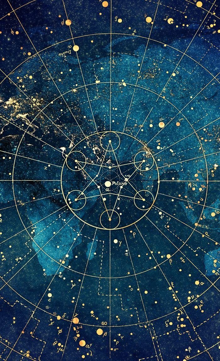 астрологические созвездия картинки