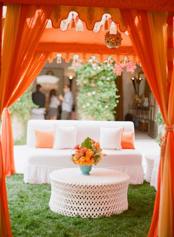 Post wedding coral and turquoise brunch turquoise for Ideas para decorar mi patio