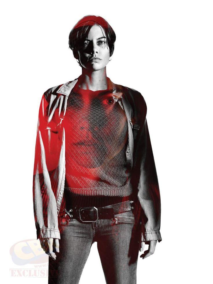 The Walking Dead Season 7 Character Portraits maggie1-201289 – The Walking Dead