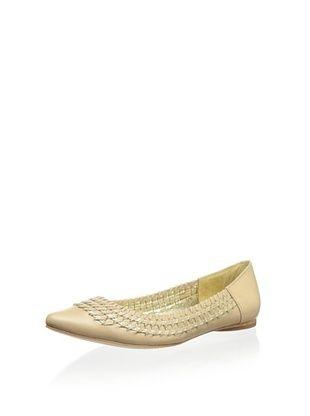 Elaine Turner Women's Sydney Almond Toe Ballet Flat