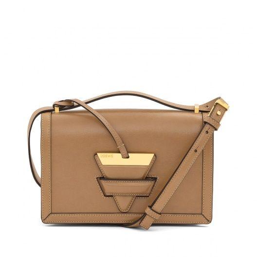 Loewe Shoulder Bags - BARCELONA SHOULDER BAG Mink