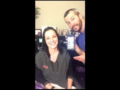3388) Chris Watts shows his deleted Facebook account