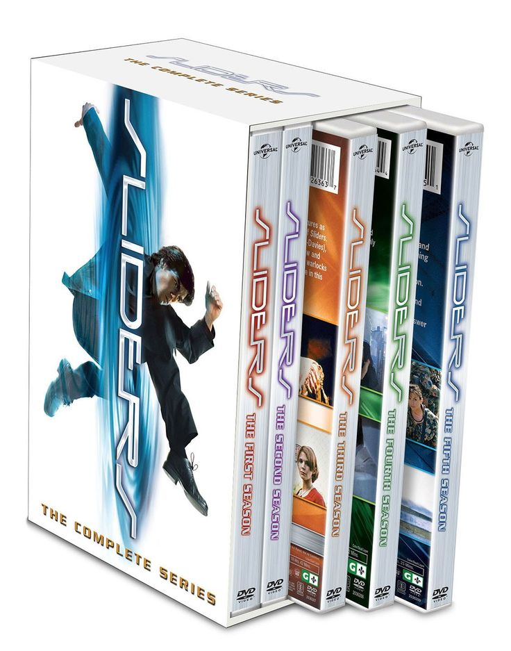 Amazon.com: Sliders: The Complete Series: Jerry O'Connell, Cleavant Derricks, John Rhys-Davies, Kari Wuhrer, Sabrina Lloyd, Robert Floyd, Tembi Locke: Movies & TV