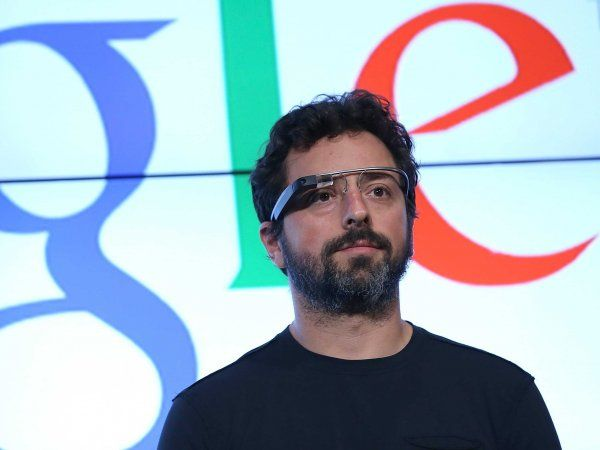 11 Skills You Need To Master To Land A $100,000 Engineering Job At Google (Photo:sergey brin google glass)