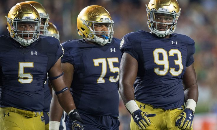 Notre Dame searching for defensive fundamentals = The bottom fell out on Notre Dame Football back in 2007. After watching his team get lambasted by Michigan 38-0 to fall to 0-3 to open the season, then-head coach Charlie Weis announced in the bowels of Michigan Stadium that he was.....