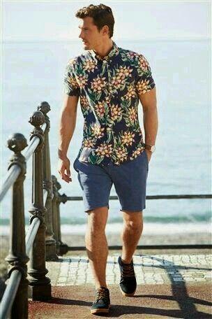 Vacation shirt
