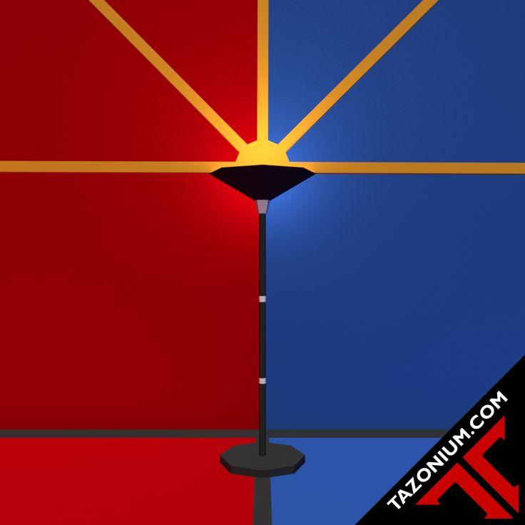 018-3D-Sun Lamp  http://www.tazonium.com/018-3d-sun-lamp/  #tazonium #blender3D #lowpoly #b3d #illustration #art #abstract #sun #lamp #render #cg #computergraphics #decor #homedecor #interior #interiordesign #minimal