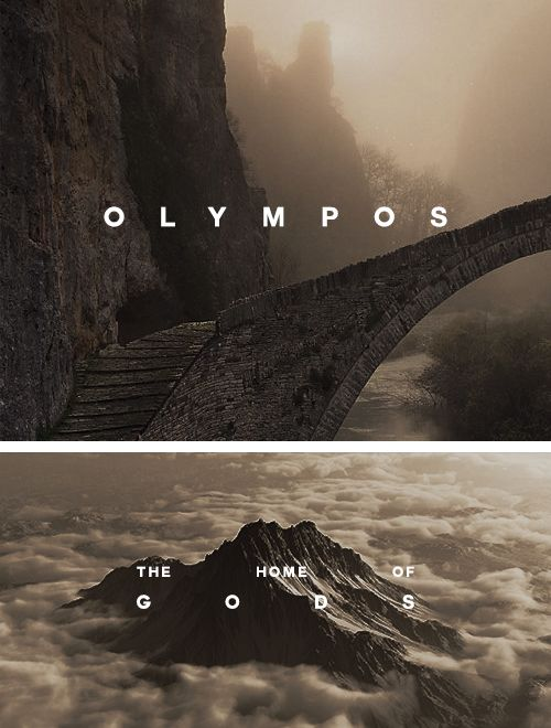 """ mythology meme: [3/4] locations ↳ mount olympos "" In Ancient Greece, the highest peak of Mount Olympos, Mytikas, was thought to be the home of the gods, the most important of whom were the..."