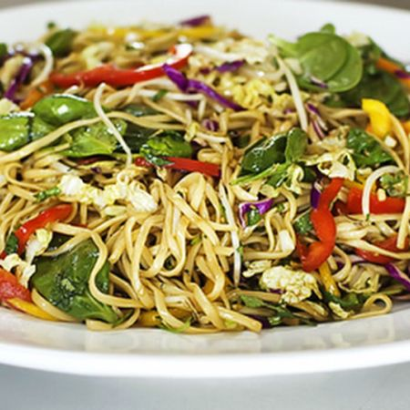 Asian Noodle Salad   Best Recipes Try