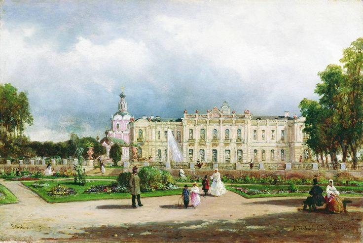 Боголюбов Алексей Петрович (1824-1896). Петровская академия