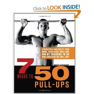 7 weeks to 50 Pull-UpsTraining, Fit, 50 Pullups, Brett Stewart, Great Workout, 50 Pulled Up, Consecut Pulled Up, 50 Consecut, Weeks