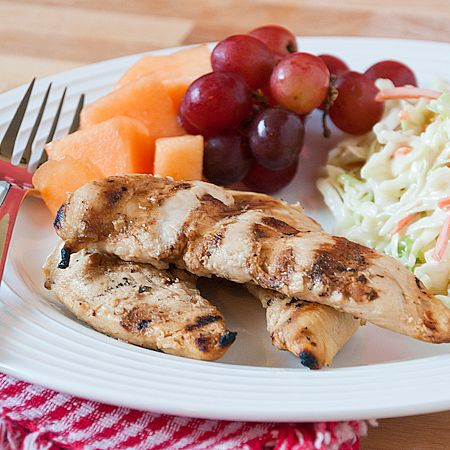 Honey Lime Grilled Chicken - Real Mom Kitchen
