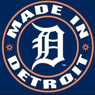 Made in Detroit - Tigers