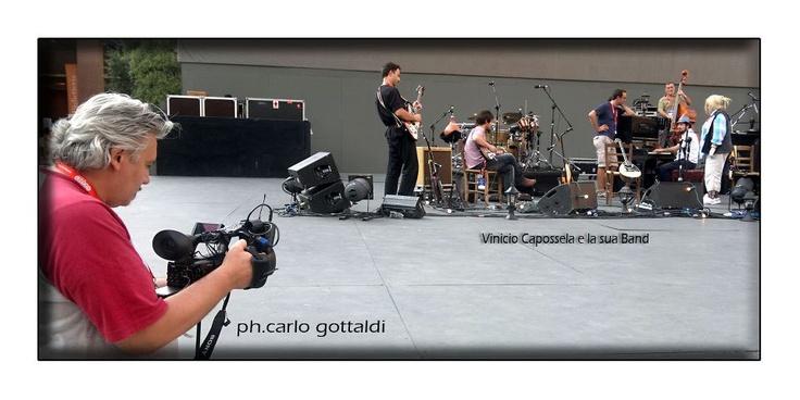 Vinicio Capossela e la sua band - Luglio suona bene