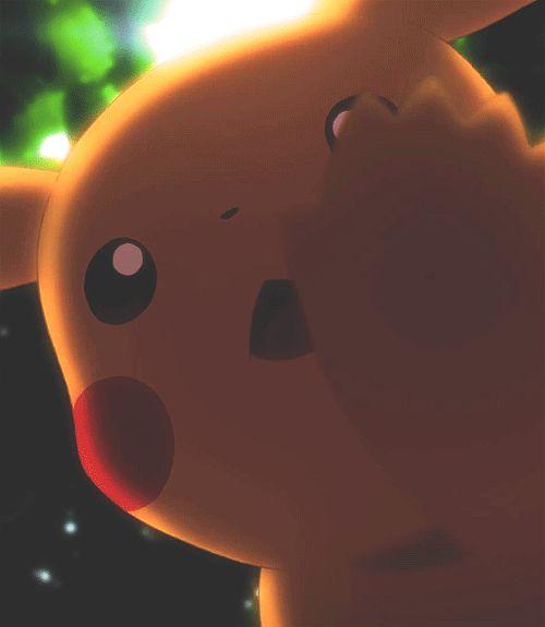 Hi pikachu!