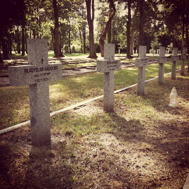 Łapiguz. Cmentarz wojskowy.