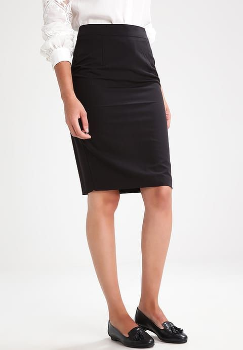 New Look CHELSEA - Blyantnederdel / pencil skirts - black - Zalando.dk