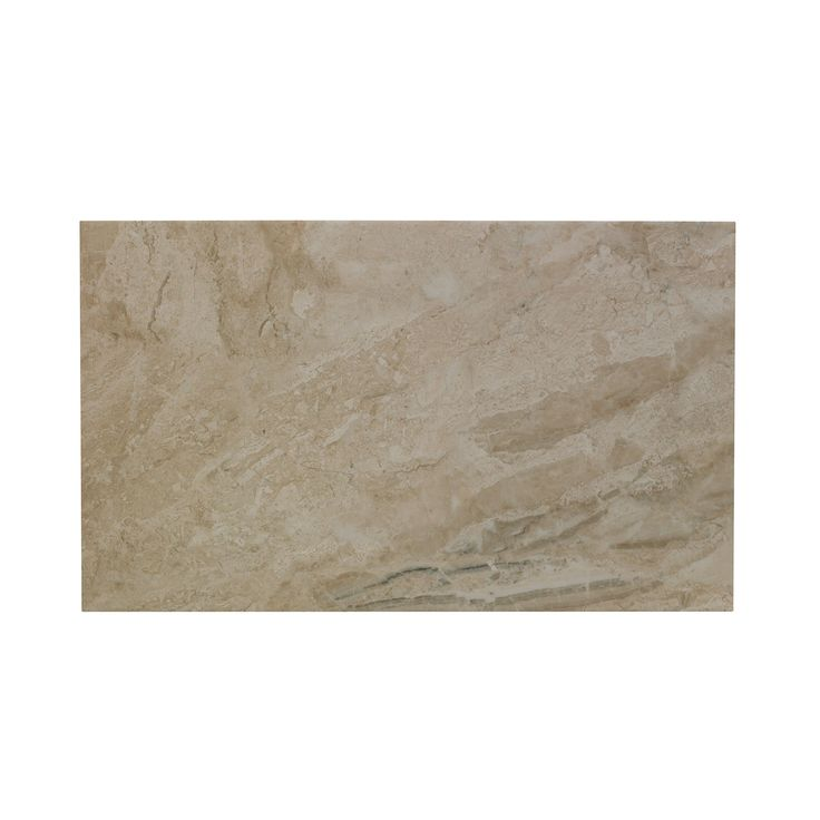 Haver Sand Travertine Effect Ceramic Wall & Floor Tile, Pack of 6, (L)498mm (W)298mm | Departments | DIY at B&Q