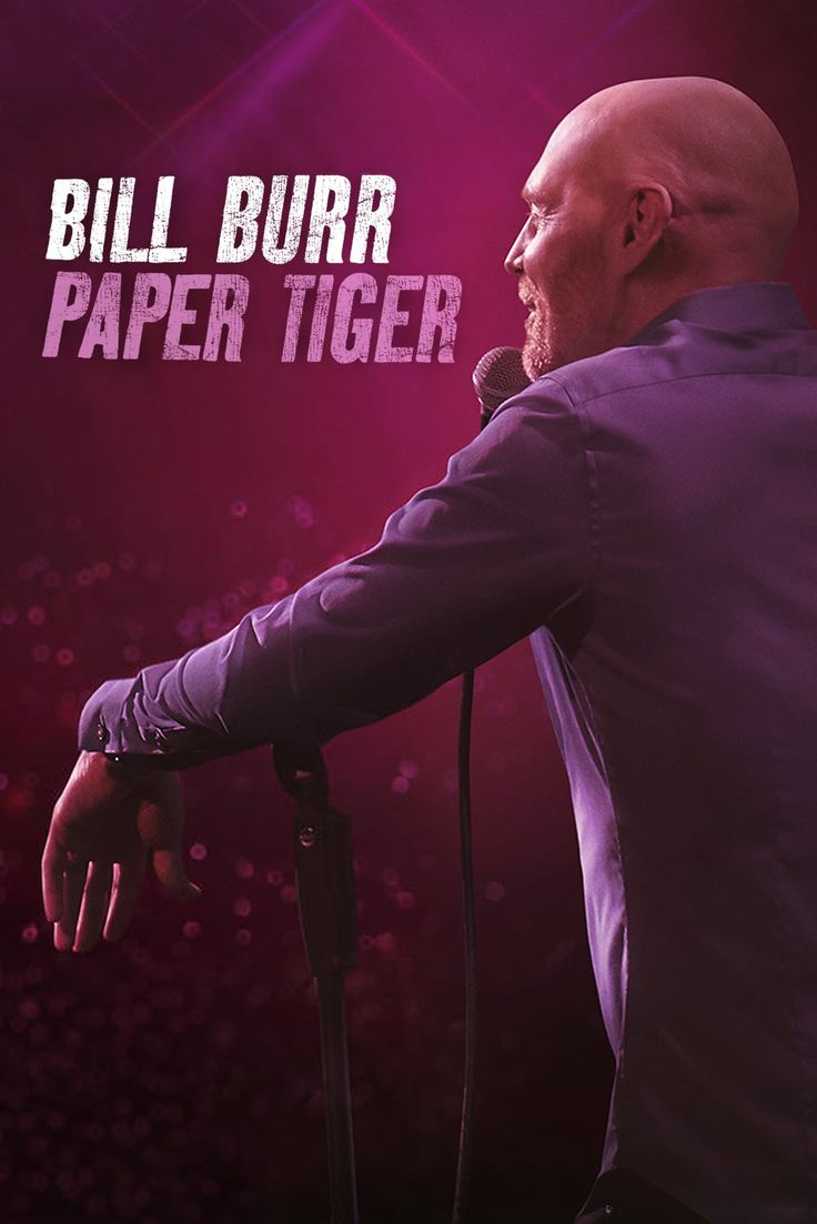 Bill Burr: Paper Tiger in 2020 | Bill burr, Tv shows ...