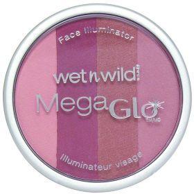 Wet N Wild Mega Glo Powder (Πούδρα Λάμψης) No 346 Πούδρα λάμψης η οποία δίνει έναν απαλό ιριδισμό σε κάθε απόχρωση δέρματος. Αναμίξτε με το πινέλο σας τις τέσσερις διαφορετικές αποχρώσεις ή χρησιμοποιήστε μόνο την απόχρωση που σας αρέσει για να φωτίσετε το πρόσωπο, τον λαιμό, το ντεκολτέ ή και το σώμα. Τιμή €5.99