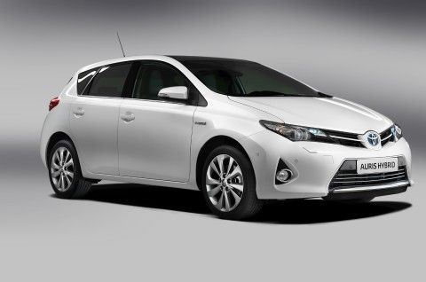 Non Status Contract Hire Toyota Reveals New Hybrid Warrior Auris