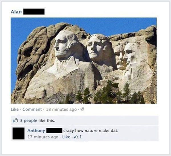 I was feeling dumb, 2 seconds on Facebook cleared that right up (30 Photos) : theCHIVE 865717