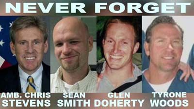 Hillary made a joke about Chris Stevens during her hearing , it's disgusting!