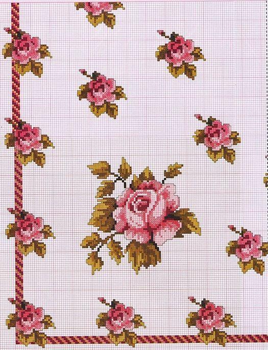 Gallery.ru / Фото #95 - *****toalhas de mesa******* - celita