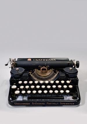1964 Vintage Typewriter
