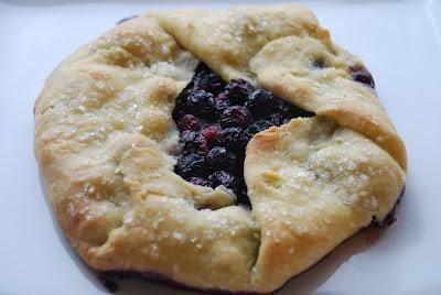 Berry Galette | baking | Pinterest