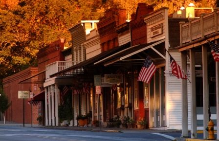 Jacksonville  Oregon~wonderful Historic town in Southern Oregon..near Ashland and Medford.