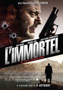 Découvrez L'immortel, de Richard Berry sur Cinenode, la communauté du cinéma et du film