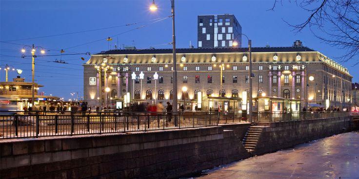 Clarion Hotel Post in Gotenburg, Sweden | Semrén & Månsson