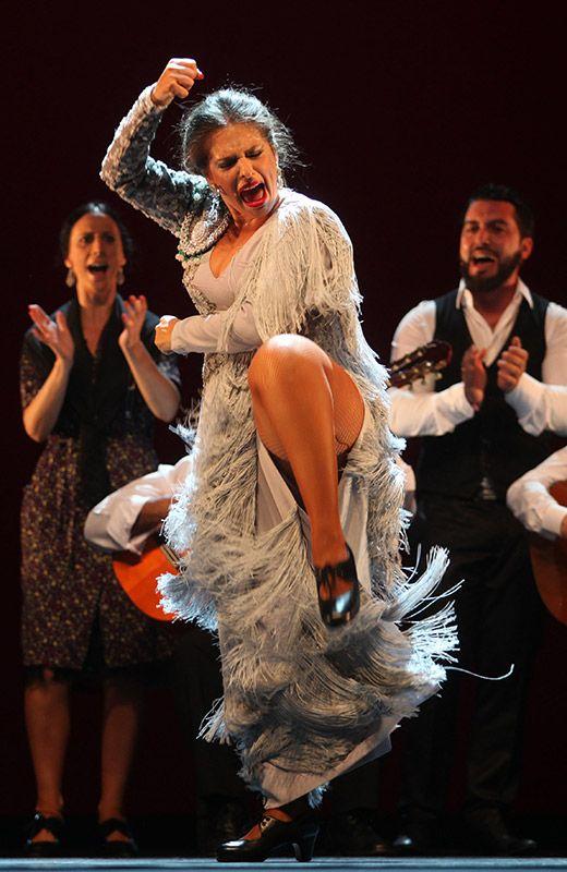 Pastora Galván - Identidades ~ Bienal de Flamenco